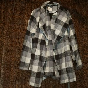Pea coat style jacket new with tags